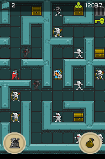 Puzzles and Pixels RPG