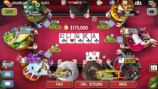 Governor of Poker 3 - Texas Holdem Casino Online 5.2.4 screenshots 1