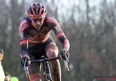 """Vroeg incidentje fnuikte de kansen van Vanthourenhout: """"Ik had misschien de benen om duel aan te gaan met Wout"""""""