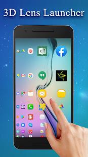 App 3D Lens Launcher APK for Windows Phone