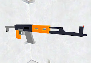 AK47 のプラモデル