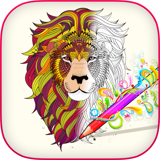 Colorific - Coloring Book Icon