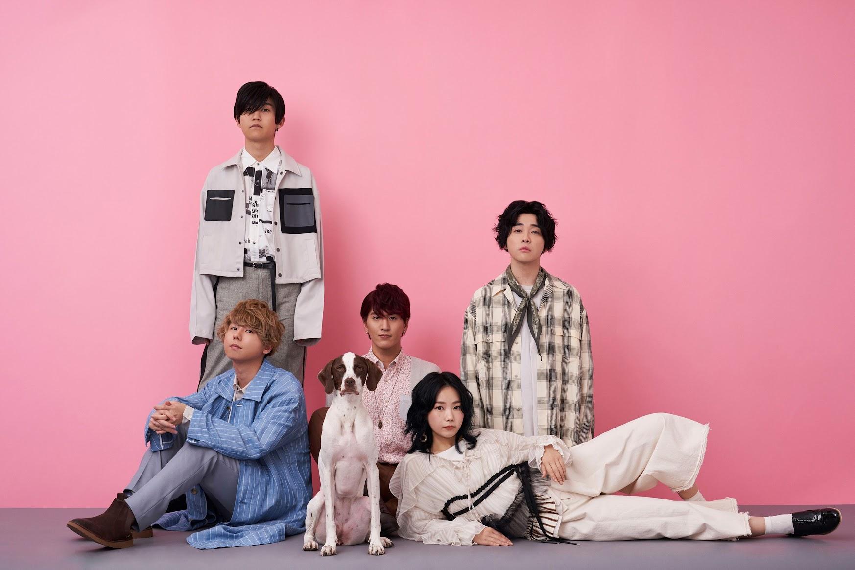"""[迷迷演唱會] """" 尚青系 """" 日本新生代搖滾樂團 Mrs. GREEN APPLE  11/9 首次來台舉辦演唱會"""