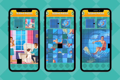 Sliding Puzzle screenshot 6