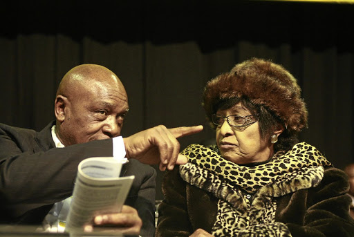 Winnie Madikizela-Mandela advised Tokyo Sexwale when he was minister of human settlements.
