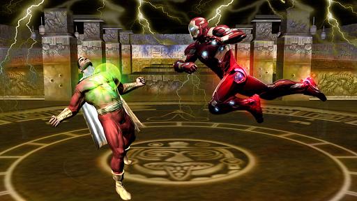 Superheroes Fighting Games: Grand Immortal Gods 1.1 screenshots 4