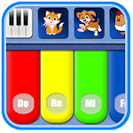 Kids Piano Free Icon