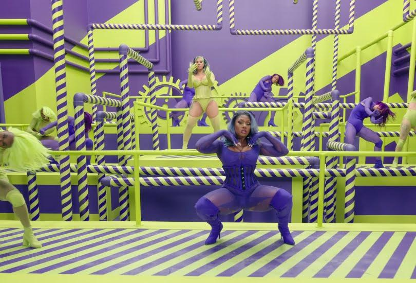 "Music video: Cardi B and Megan The Stallion drop their super-soaked vagina anthem, ""WAP"" | Random J Pop"