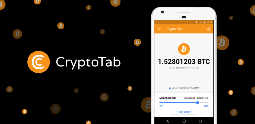 Download CryptoTab - Mobile Mining APK latest version 0 6 7