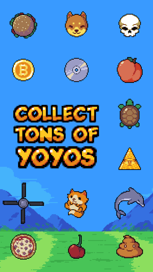 Yo to the Yo! yoyo throw- screenshot