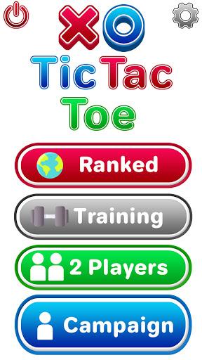 Tic Tac Toe 2 player games, tip toe 3d tic tac toe android2mod screenshots 3