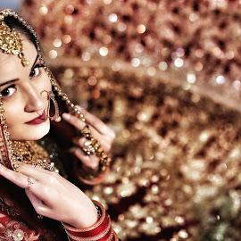 Bride  by Ricky Singh - Wedding Bride