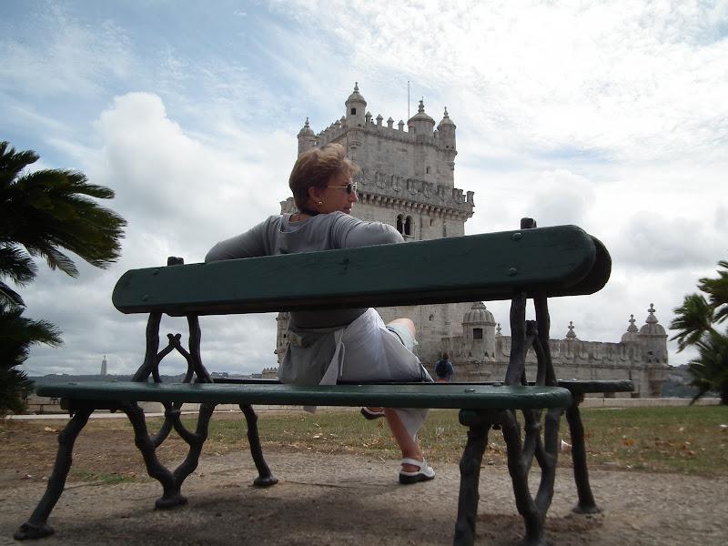 La Torre di Belem - Lisbona di Giò Volpi