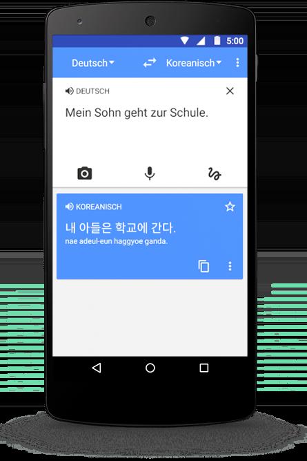 Textübersetzung