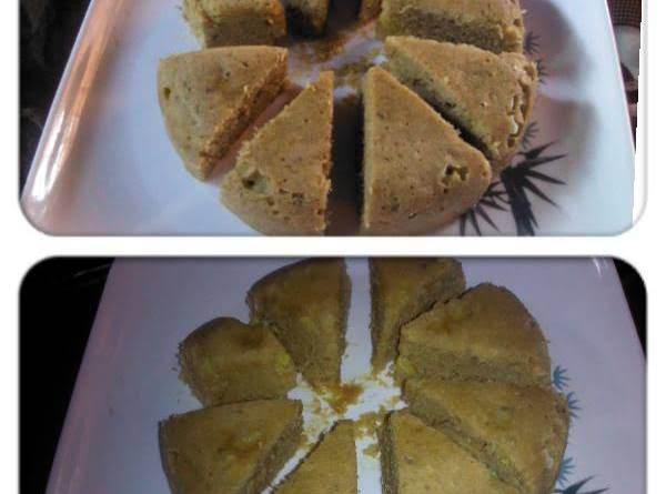 Bee Sweet Banana Bread With Oats :)