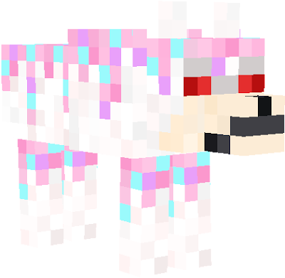 Cute_Pink_Cupcake_Wolf_Angry.