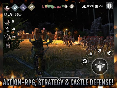 Heroes and Castles 2 1.01.06.0 MOD (Unlimited Money) 7