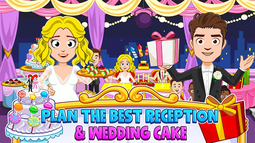My Town : Wedding Bride Game for Girls apkdebit screenshots 5