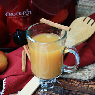Slow Cooker Apple Cider.