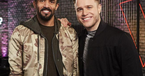 Craig David to join The Voice as a guest mentor