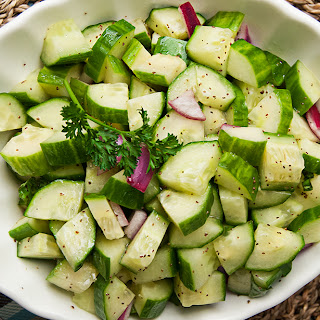 Cucumber Salad Apple Cider Vinegar Recipes.