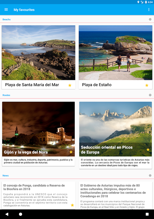 Discovering Asturias- screenshot