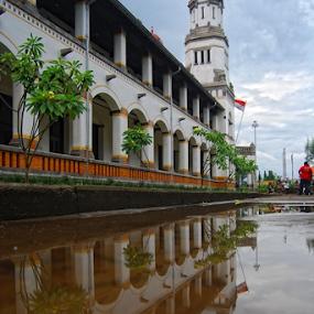 Lawang Sewu Semarang by Ayah Adit Qunyit - Buildings & Architecture Public & Historical ( buildings, architecture, heritage )