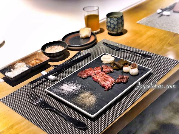 台北東區大安站鐵板燒餐廳 ♥Le Feu♥高貴不貴約會菜單!$680吃得到日本和牛套餐 海膽飯 ♥ JoyceWu。食記