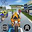 الإبهام العاب الدراجات النارية سباق icon