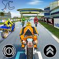 Thumb Moto Race apk