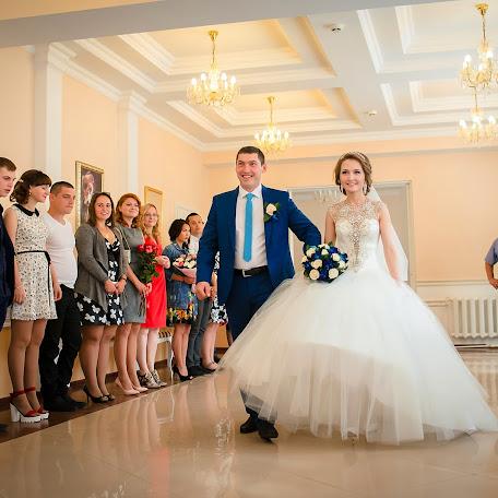 Wedding photographer Roman Eliseev (romaneliseev). Photo of 13.01.2018