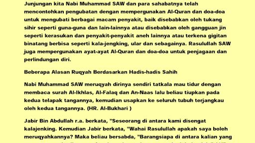 Ayat ruqyah free download