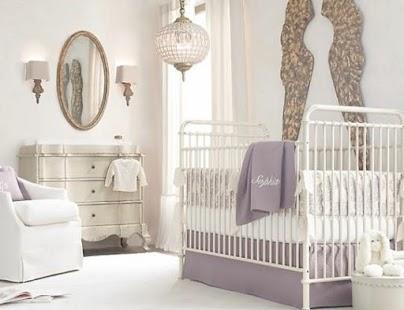 Baby room dekorace Myšlenky - náhled