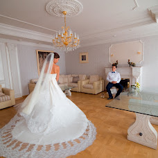 Wedding photographer Vladimir Pentegov (Montekris). Photo of 13.01.2015