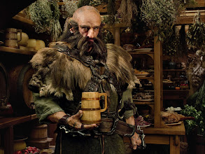 Photo: Dwalin in the Bag End larder?