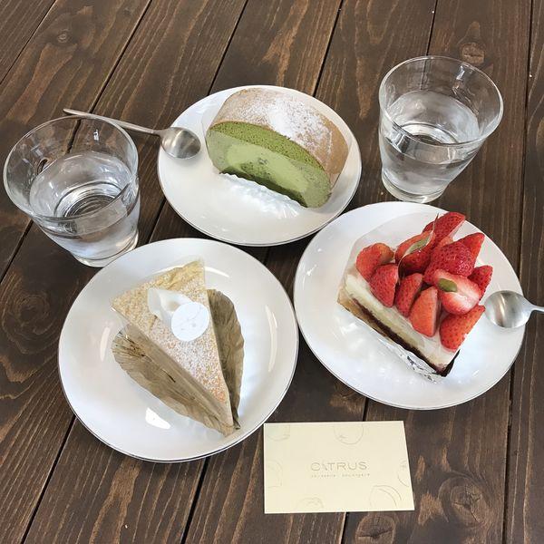 台中西區 Citrus 法式甜點麵包|隱藏於巷弄中的好滋味&必重複造訪👍🏻