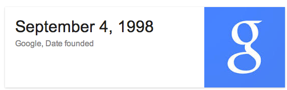 how old is google? - Google Search 2014-04-21 22-11-58