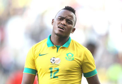 Ayanda Patosi left South Africa's Cape Town City for a team in the Iran Premier League.