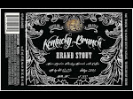 Toppling Goliath Kentucky Brunch Brand Stout