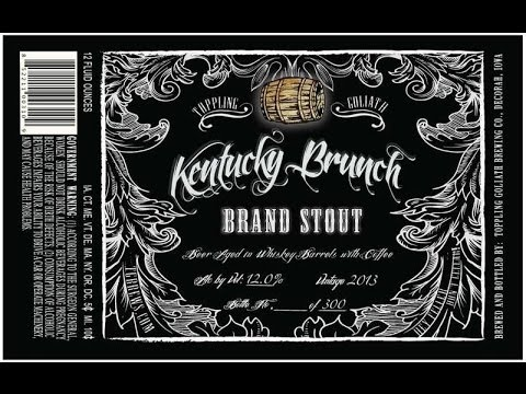 Logo of Toppling Goliath Kentucky Brunch Brand Stout
