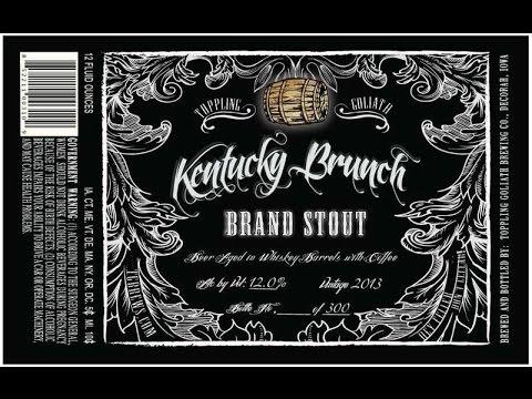 Logo of Toppling Goliath Kentucky Brunch Brand Stout