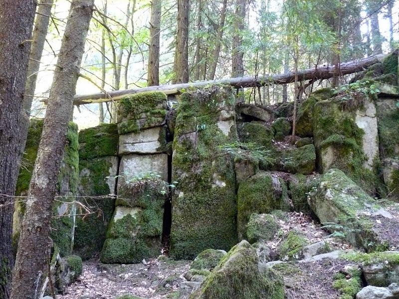 Редените камъни