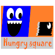 Hungry Square icon