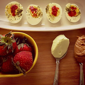 Healthy Breakfast by Amelia Rice - Food & Drink Plated Food ( food, breakfast, healthy eating, health )