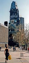 Photo: Berlijn. Gedächtniskirche.