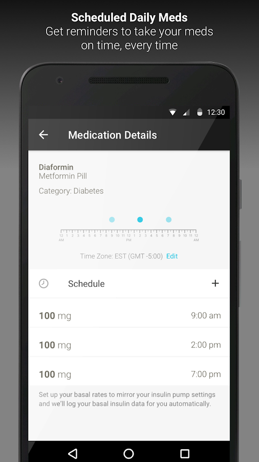 One Drop - Diabetes Management- screenshot