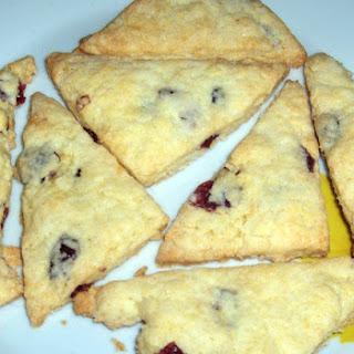 Irish Soda Bread Cookies.