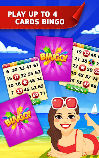 Tropical Beach Bingo World 7.5.0 screenshots 4