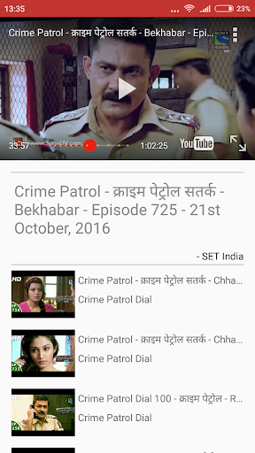 Download Crime Patrol Dial Episode Google Play softwares