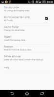 Screenshot of ZeroPacket Offline Browser